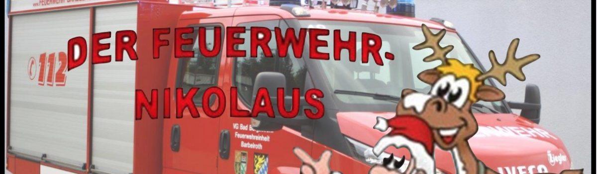 Nikolausaktion Feuerwehr Barbelroth